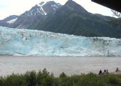 Alaska sightseeing photo