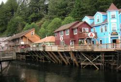 Southeast Alaska seafood industry photo