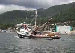 Gillnetters Purse Seiners Trollers Types Of Alaska